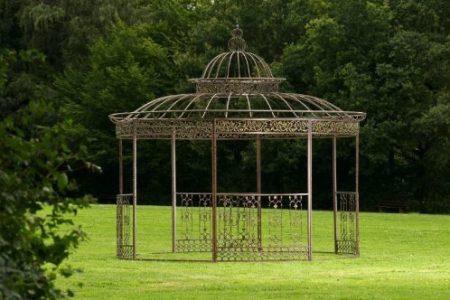 Gartenpavillon Test Empfehlungen 0120 Gartenbook