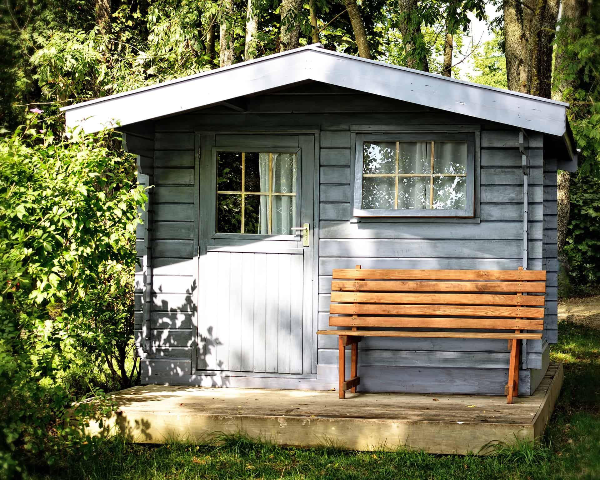 Gartenhaus: Test & Empfehlungen (01/21)