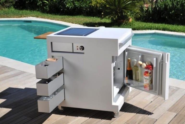 Outdoorküche Klein Test : Outdoorchef lugano g gasgrill im test bbqpit