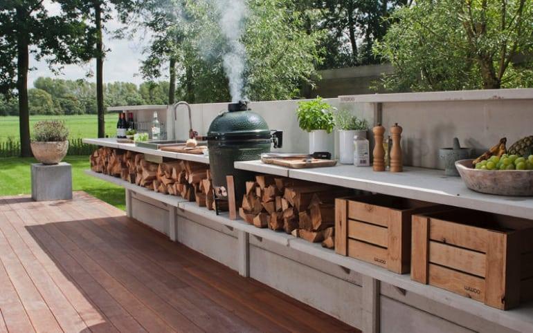 Fertige Outdoor Küchen : Outdoor küche test die besten outdoor küchen im vergleich