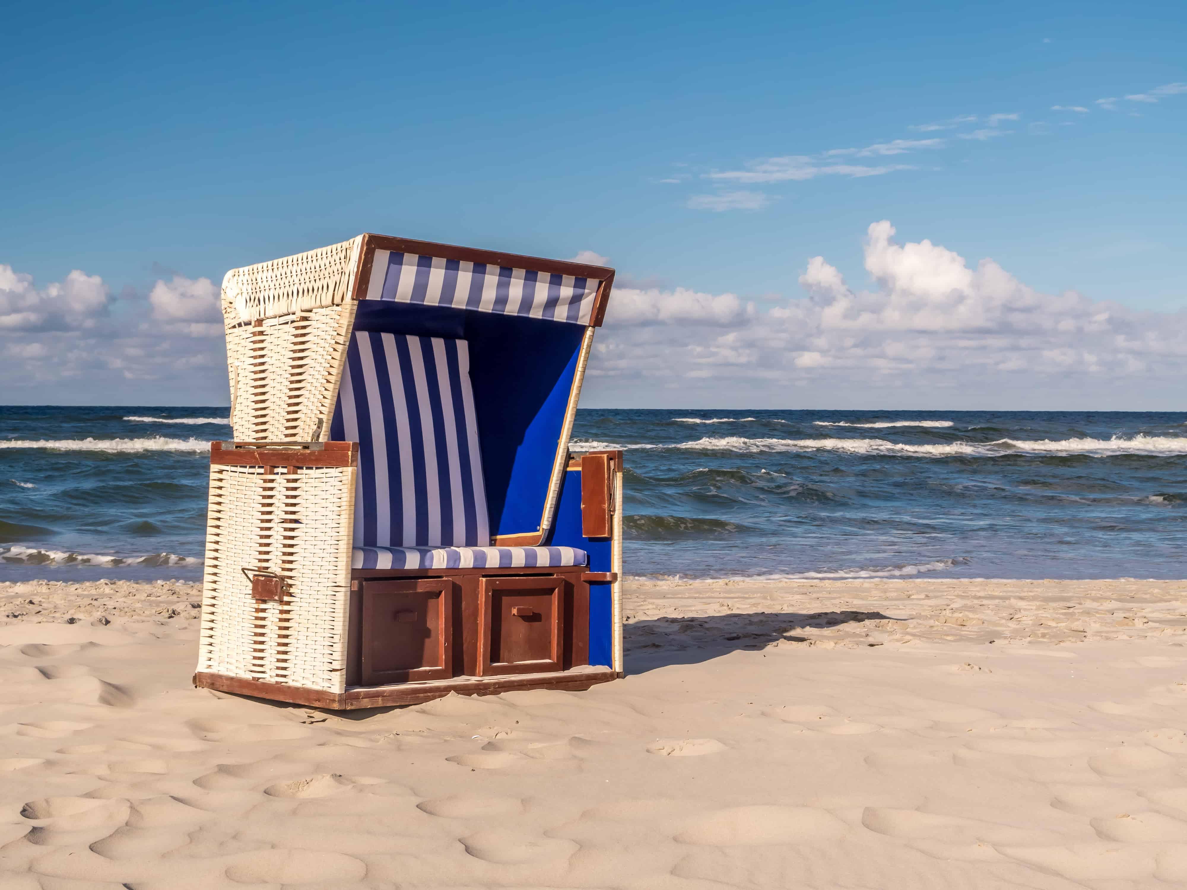 Strandkorb: Test & Empfehlungen (01/20)