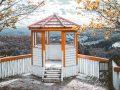 Holzpavillon: Test & Empfehlungen (06/20)