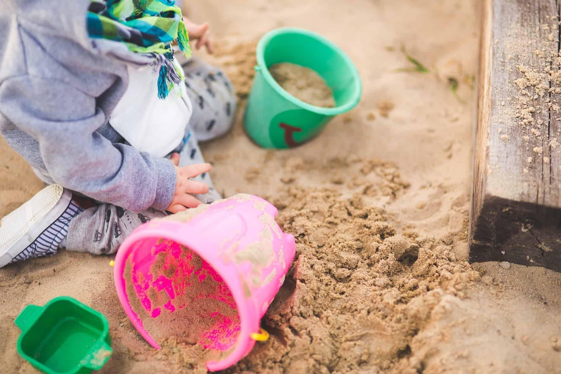 Sandkastenabdeckung: Test & Empfehlungen (03/20)
