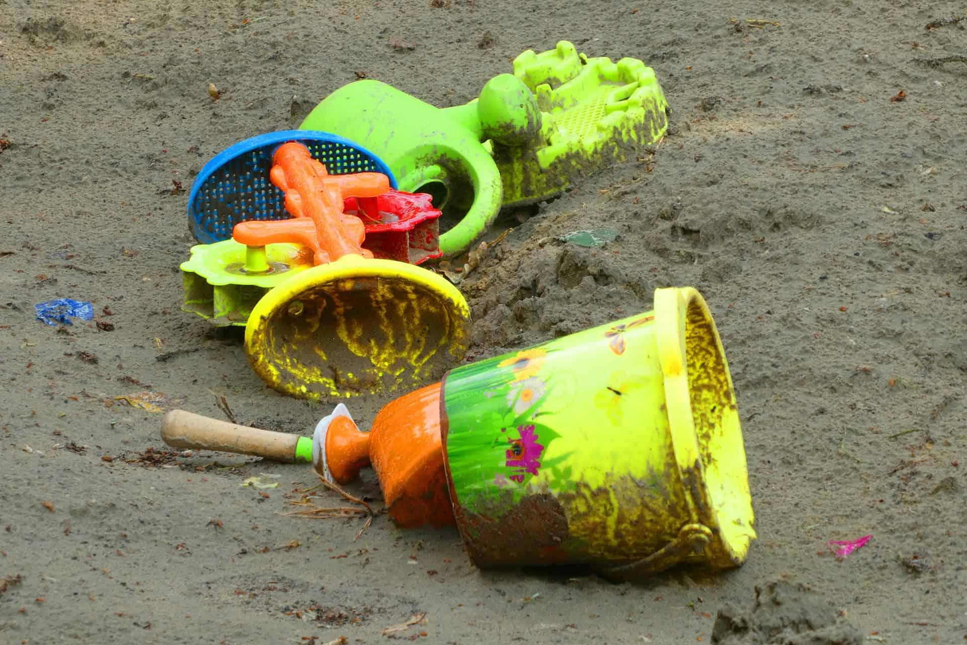 Sandspielzeug: Test & Empfehlungen (03/20)