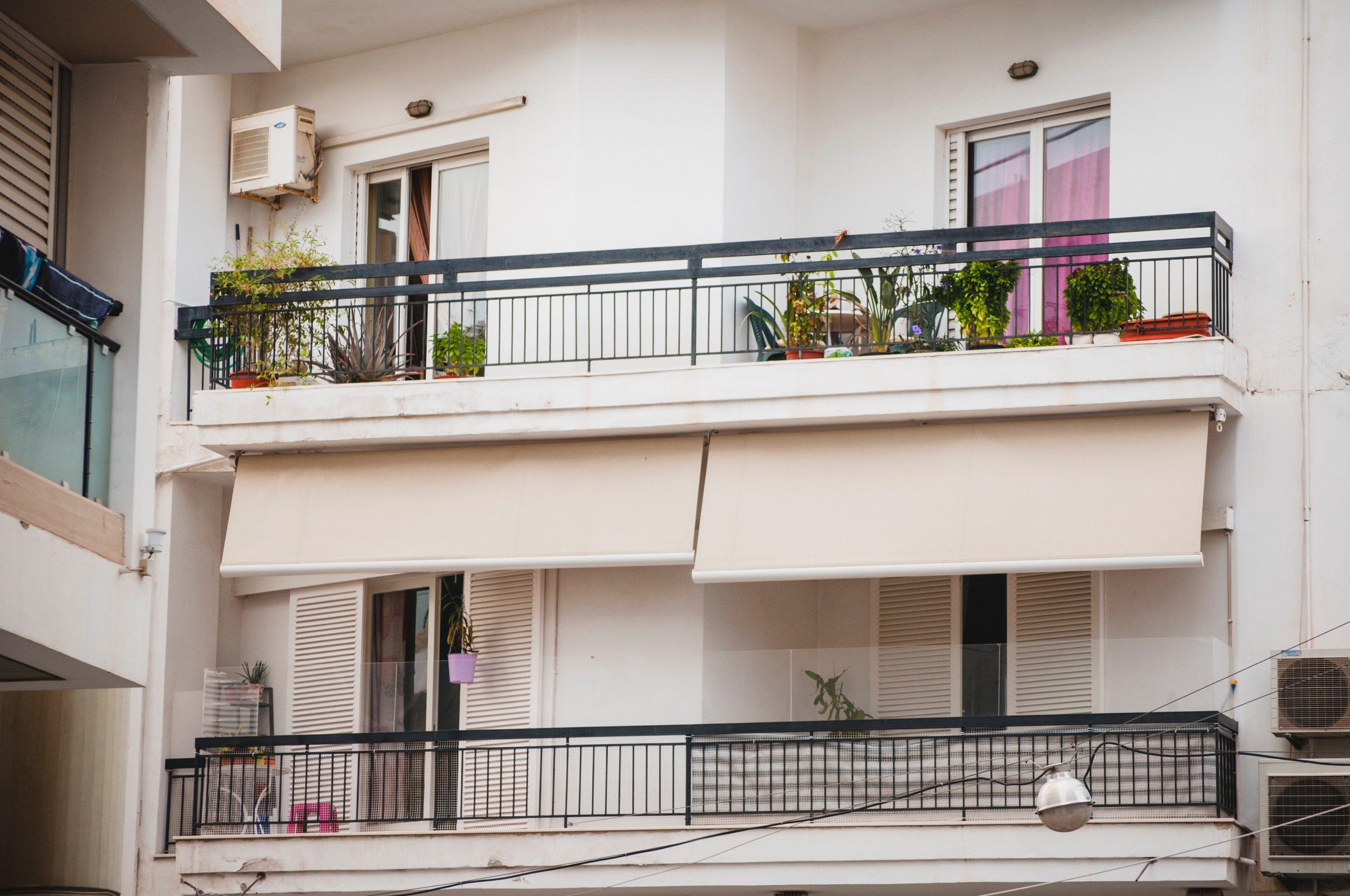 Seitenmarkise Balkon Test Empfehlungen 06 20